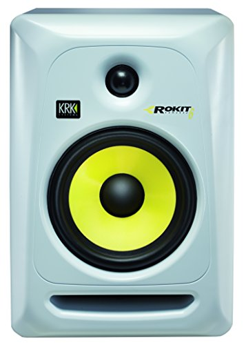 KRK RP6G3W - Monitor de estudio, color blanco