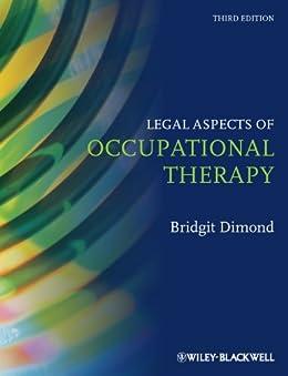 Legal Aspects Of Occupational Therapy por Bridgit C. Dimond epub