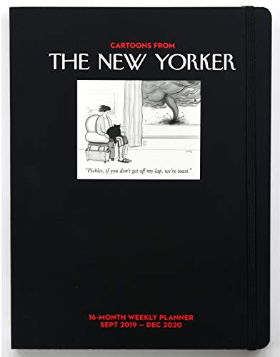 Cartoons from the New Yorker 2019-2020 16-Month Weekly Diary Planner