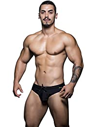 Andrew Christian Black Collection Bellport Bikini