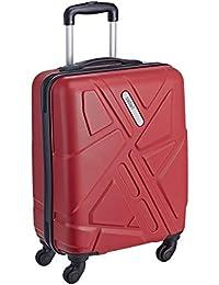 Safari Polycarbonate 55 cms Hardsided Carry On