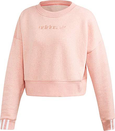 Adidas Coeeze W Sudadera Trace Pink