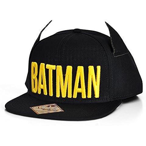 Batman sb1kd5btm Gorra de Orejas
