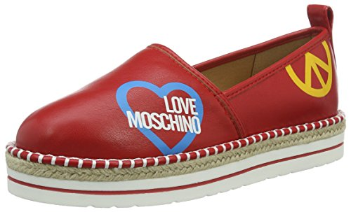love-moschino-damen-geschlossene-ballerinas-rot-red-500-39-eu