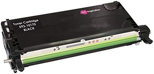 Schwarz Premium Toner kompatibel für Dell 3110, 3110cn, 3115, 3115cn | 8.000 Seiten - Dell-3110cn-schwarz-tonerkassette