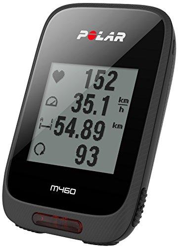 Polar M460ordenador de bicicleta gps - 90065171, Sin frecuencia cardíaca