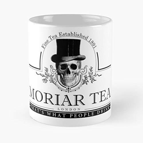 Moriarty Andrew Scott Bbc Sherlock - Best Gift Ceramic Coffee Mugs -