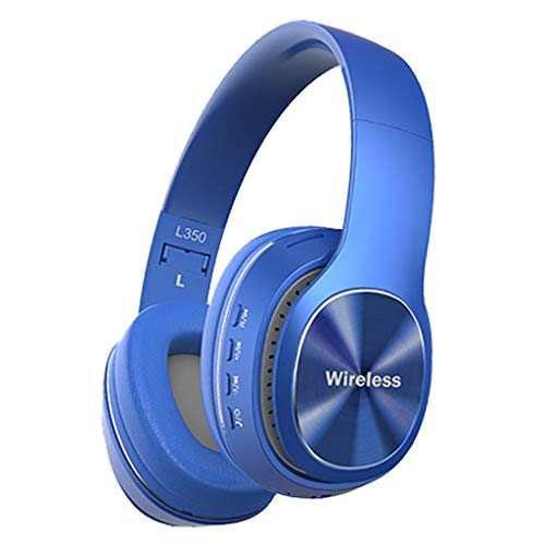 Bluetooth-Headset-Headphones Gaming-Headset Subwoofer-Musikkopfhörer Kabelloses Headset Kopfhörer Eingebautes Mikrofon Bluetooth 4.1 Stereo Studiokopfhörer DJ-Kopfhörer Ohrhörer