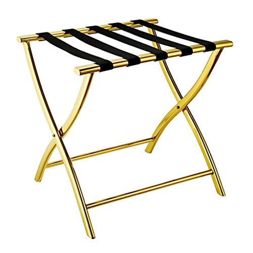 YLCJ Tragbare Ultraleicht Klappstuhl Angeln Stuhl Camping Hocker Freie Zeichnung Stuhl Kleine Mazar Hocker Kleine Künstlerische Stuhl für Erwachsene Ultraleicht JINRONG (Farbe: Gold) (Hocker Verstellbare Zeichnung)