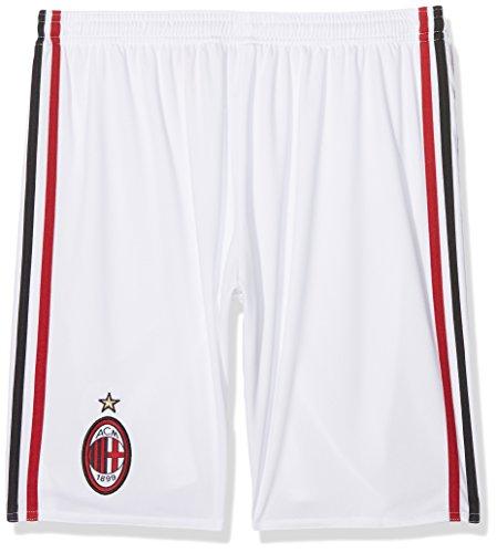 adidas Kinder Ac Mailand Shorts Replica White/Vicred/Black 164