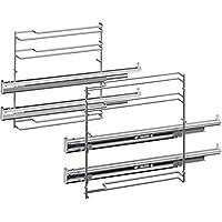 Bosch HEZ638200 pieza y accesorio de hornos - piezas y accesorios de hornos (Oven rail, Bosch, Plata)