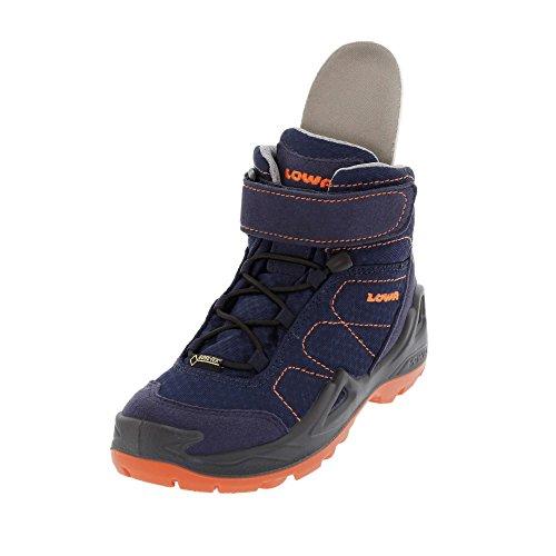 Lowa Ferrox GORE-TEX Outdoorschuh Blau Orange