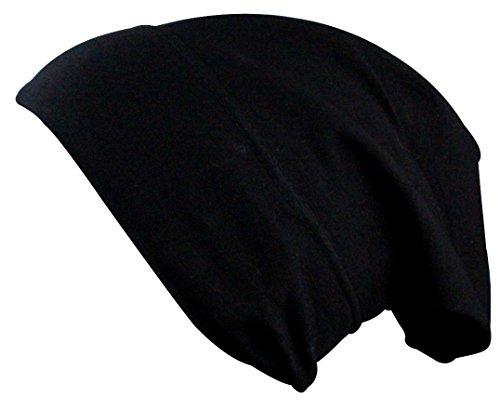 Bonnet Jersey noir
