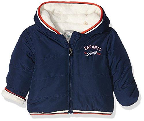 Sanetta Baby-Jungen Jacke 113779, Blau (Pacific Blue 50178), 80