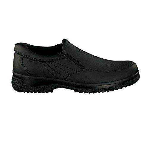 HSM , Chaussures de ville à lacets pour homme schwarz Slipper
