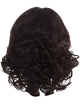 Zhhlaixing Elegant Women's Fashion Party Synthetic Wigs - Short Curly Wigs RM-ZF-2014-4#