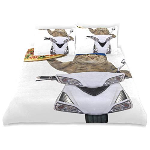 Alone V1 5 Tlg King Size 100% Baumwolle Niedrigerer Preis Mit Bettwäsche 240 X 220 Cm Set
