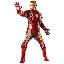 Disfraz Iron Man deluxe adulto - Único, M