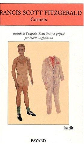 Carnets par Francis Scott Fitzgerald