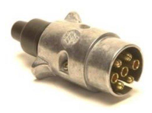 Nimbus 12N Alu Plug 12N Prise de remorque en aluminium Barre de remorquage Câblage