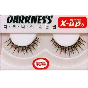 Darkness False Eyelashes Xup6 by Darkness False Eyelashes