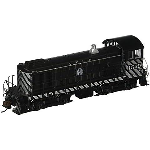 BACHMANN Escala HO - Locomotora Diésel S4 Santa Fe con Sonido