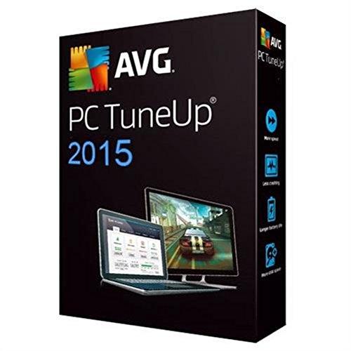 AVG PC Tuneup 2015 - Abonnement-Lizenz 2 Jahre - 9 Computer - ESD - Win 787624