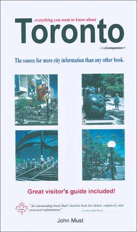 Toronto City Guide [Idioma Inglés]