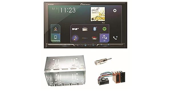 Autoentertainment Kenwood Bluetooth 2DIN USB DAB MP3 Autoradio fr ...