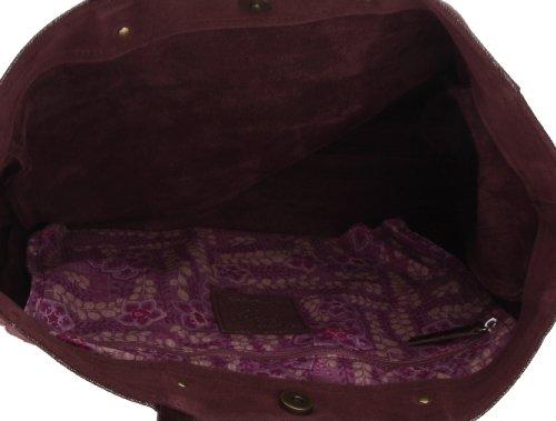 C.Oui  Vincennes 5,  Borsa shopper donna Viola (Violett (Irise Parme))
