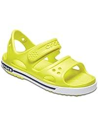 Crocs Crocband II Kids, Sandali con Cinturino Alla Caviglia Unisex-bambini