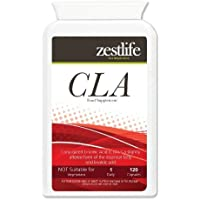 CLA acido linoleico coniugato 1000mg - FAT BURNER 120 capsule
