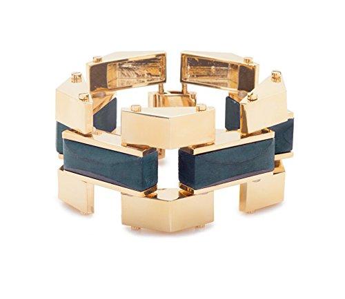 Lele Sadoughi vergoldetes Messing Sandbank Armband Starry Night im Preisvergleich