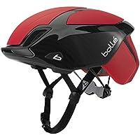 Bollé The One Road Premium Casco de bicicleta, Unisex adulto, The One, Red Carbon, M