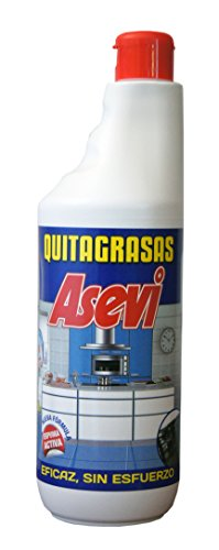 Asevi 26135 Quita grasa, 750 ml