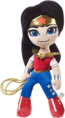 DC Super Hero Girls Mini Plush Wonder Woman