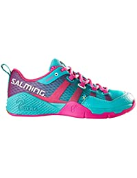 Salming Chaussures Femme Kobra Turquoise/Rose