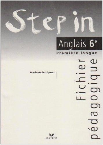 Anglais 6ème LV1. Fichier pédagogique