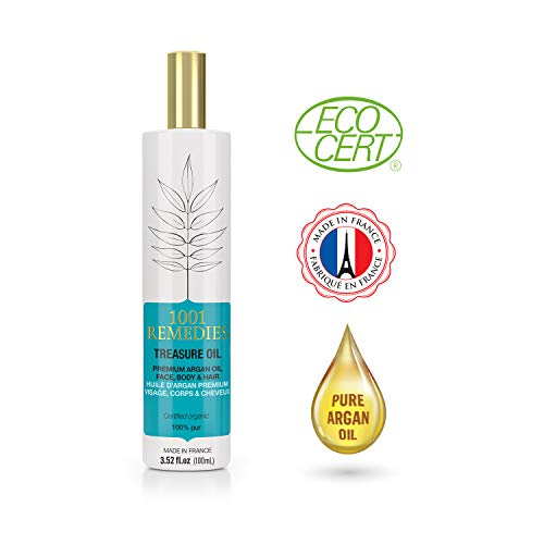 Huile d'Argan Premium - Treasure Oil - 1001 REMEDIES