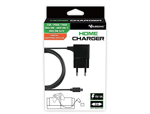 Chargeur secteur micro USB 5V 1A pour manette Xbox OneXbox