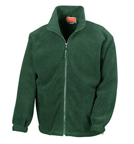 RT36A Active Fleece Jacket Forest