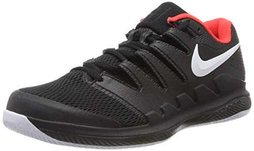 Nike Air Zoom Vapor X HC, Scarpe da Tennis Uomo, Multicolore (Particle Rose/Bright Crimson/Bordeaux 601), 42.5 EU