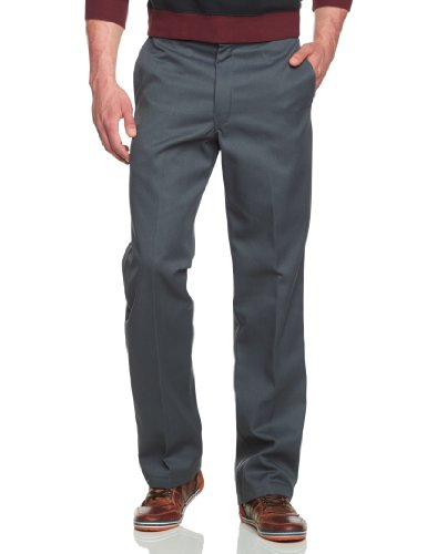 Dickies - fit, Pantaloni da uomo Charcoal