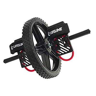 Lifeline Fitnessgerät Power Wheel, LLPW