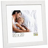 Deknudt Frames S41VF1 20x20 marco blanco resina