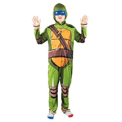 �te Ninja Kostüm für Kinder (Alter 7-10) ()