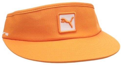 Puma Mens Cat Patch Visor Orange