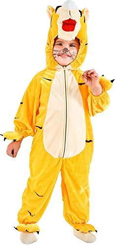 Piccoli monelli costume tigro bambino 1 anno vestito di carnevale tigrotto di winnie the pooh a tuta intera in ciniglia