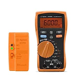 U1232A Digital multimeter LCD 6600 V DC600m/6/60/600V AGILENT TECHNOLOGIES