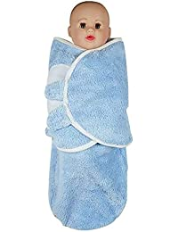 AZUO Bebé Antichoque Envolver Bebé Otoño E Invierno Saco De Dormir - Azul Hombres Y Mujeres Propósito General…
